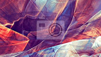 Streszczenie płynny wielokolorowy wzór artystyczny. Płynny tusz. Jaskrawy abstrakcjonistyczny tło. Modne malowanie. Fraktalna grafika do kreatywnego projektowania graficznego