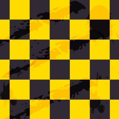 Fototapeta streszczenie tle wektora Checkered tle