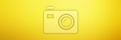 Fototapeta Streszczenie żółtym tle z gradientem, rozmycie tekstury z miejsca na kopię, plakat do projektowania ..