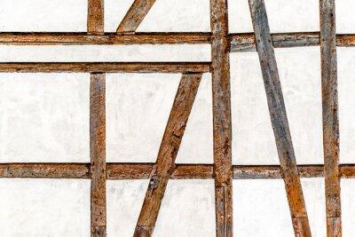 Fototapeta Struktura kratownicy jako tło