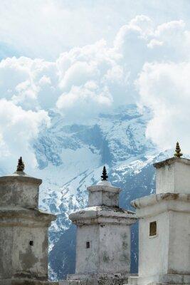 Fototapeta Stupa w Nepalu
