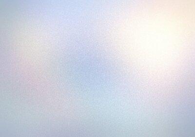 Fototapeta Subtle iridescent pastel polished sanded background. Bright shiny textured surface.
