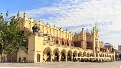 Fototapeta Sukiennice Ratusz, Rynek Główny, Kraków