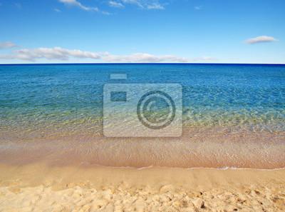 summer sand beach and sea