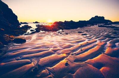 Sunset Ocean Portugal