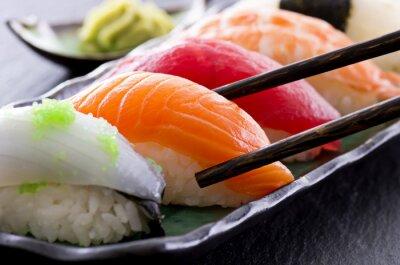 Fototapeta sushi
