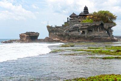 Fototapeta Świątynia Tanah Lot, Bali, Indonezja.