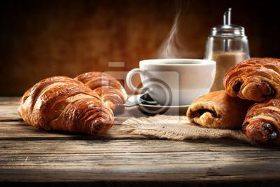 świeża kawa