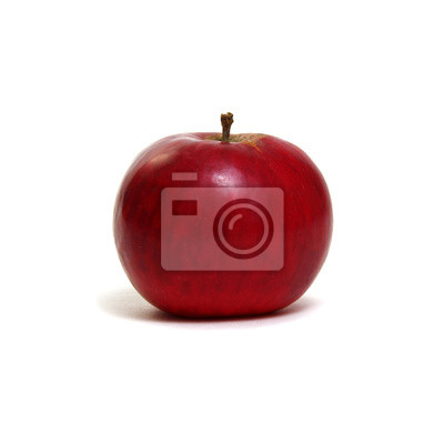 Świeże czerwone jabłko