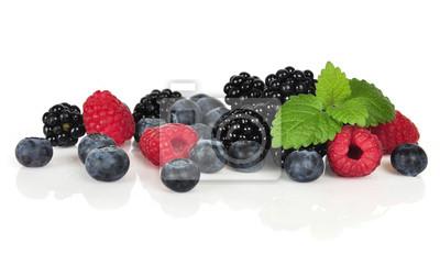 świeże owoce jagodowe samodzielnie