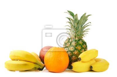 świeże owoce tropikalne