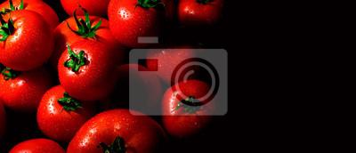 Fototapeta Świeże pomidory