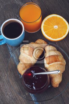 świeże śniadanie