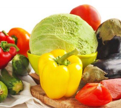 Fototapeta Świeże Warzywa