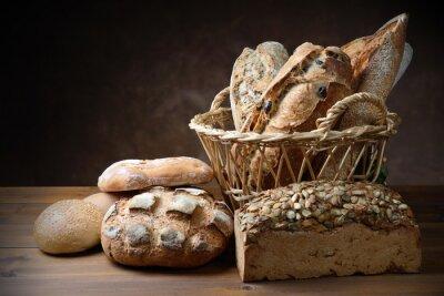 Fototapeta Świeżo upieczony chleb
