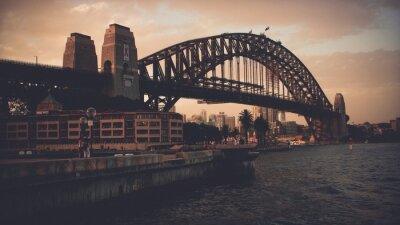 Fototapeta Sydney Harbour Bridge