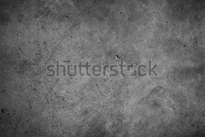 Fototapeta Szara, teksturowana ściana betonowa