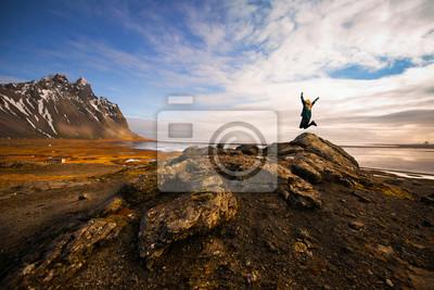 Szczęście, Islandia