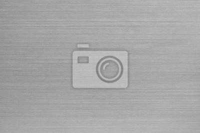 Fototapeta Szczotkowanego aluminium tekstury