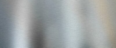 Fototapeta Szczotkowanego metalu tekstury tła