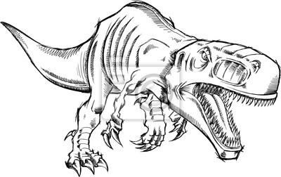 30 dinosaurier ausmalbilder tyrannosaurus rex - besten