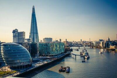 Fototapeta Tamizy i London City