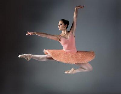 Fototapeta Tancerka baletowa