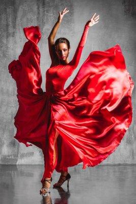Fototapeta tancerka flamenco