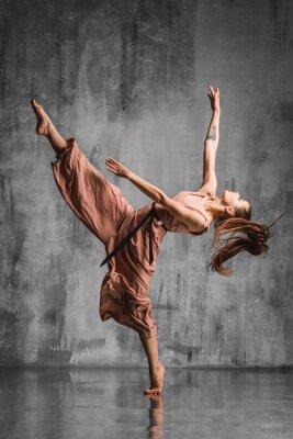Fototapeta taniec nowoczesny