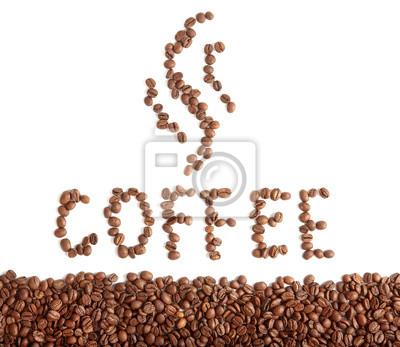 Tekst ziaren kawy