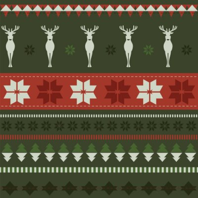 Fototapeta Tekstury christmas