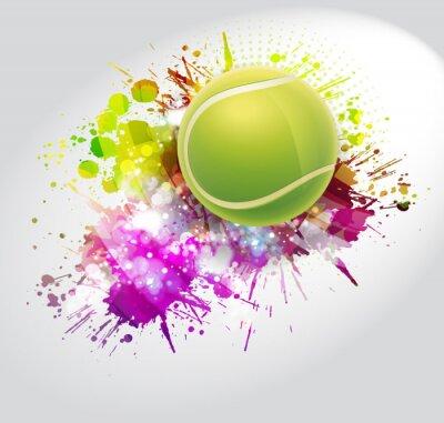 Fototapeta Tenis, Competizione, Torneo