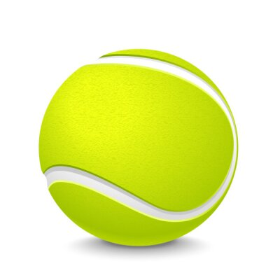 Fototapeta Tennis Ball