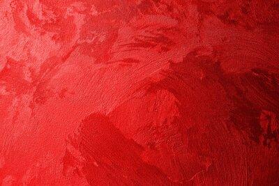 Fototapeta Texture of red wall