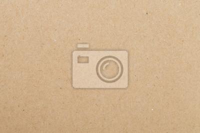 Fototapeta Texture Sheet of brown paper