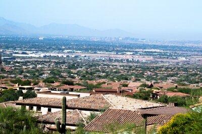 Fototapeta The east valley