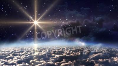 Fototapeta  the starry night
