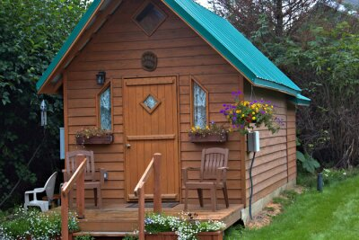 Fototapeta Tiny House