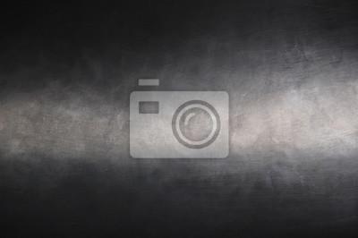 Fototapeta tła metalowe tekstury z tytanu, blachy metalowej powierzchni