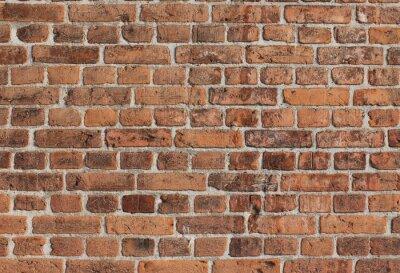 Fototapeta tle czerwonej cegły ściana