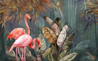 Fototapeta tło drzewo natura zwierzę zielony