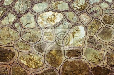 Tło z kamieni różnej wielkości.