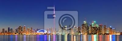 Fototapeta Toronto miasta