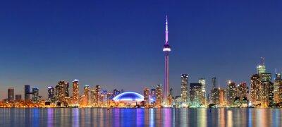 Toronto pejzaż