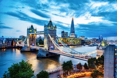 Fototapeta Tower Bridge In London