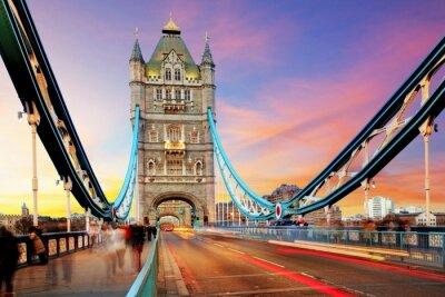Fototapeta Tower Bridge - Londyn