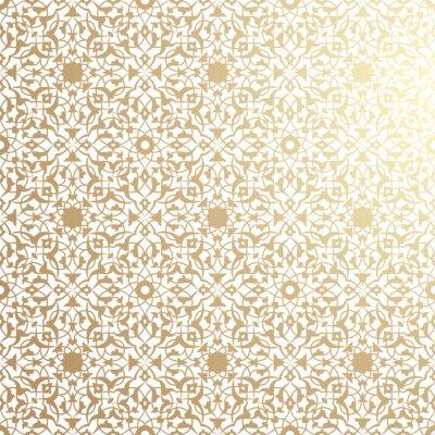 Fototapeta traditional floral islamic pattern