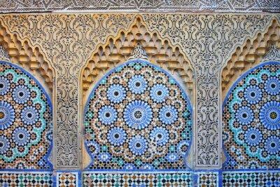 Fototapeta Tradycyjne ozdoby marokańskie