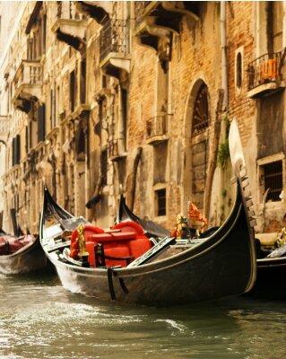 Fototapeta Tradycyjne Wenecja gondola ride