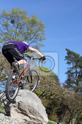 Trial - Biker
